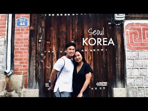 SEOUL, KOREA | AUGUST 2018 | JAY&MF TRAVEL VLOG