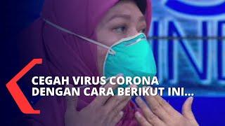 Jakarta, kompas.tv - wabah virus corona adalah penyakit baru. penyebaran ini cenderung menyebar melalui batuk dan bersin. ahli mikrobiologi lembaga ilm...