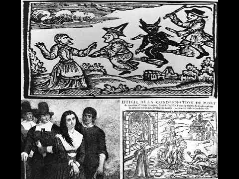 Ep. 307 - History Of Witch Hunts