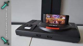 "At Games Megadrive - Extended Testing ""China Homebrew Reproduction Sega Game"""