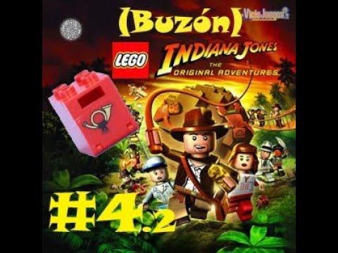 Lego Indiana Jones 100 Buzón Capítulo Anterior Youtube