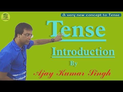 Tense Introduction By Ajay Kumar Singh II MB Books