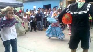 danza de los viejos locos quechultenango gro 24/06/2014
