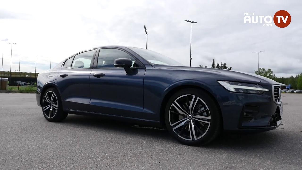 Volvo S60 T5 >> Nettiauto Koeajo Volvo S60 T5 2019 Antti Liinpaa