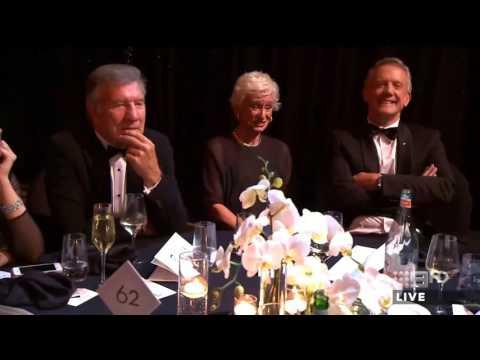 Noni Hazelhurst's Incredible TV Week Logies Hall Of Fame 2016 Acceptance Speech