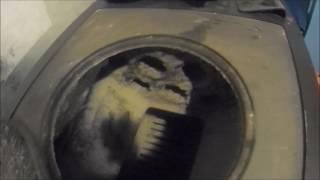 видео Котел отопительный твердотопливный