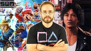 Smash Bros Ultimate Smashes Sales Charts And Project Judge Is Coming West   News Wave