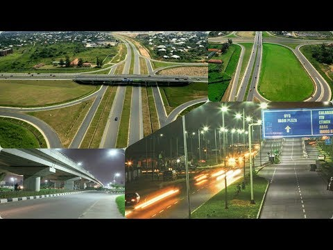 Beautuful Akwa Ibom Roads and Bridges - Uncommon Transformation