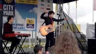 Martin Harich - Posledná pieseň OC City Park