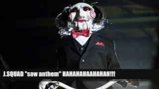 Halloween Jerking to Saw anthem
