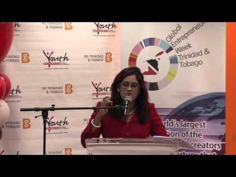 GEWTT Media Launch Keynote - Mrs. Indera Sagewan-Alli, Caribbean Centre for Competitiveness (UWI)