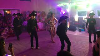 baile sorpresa Zapateado y Huapango