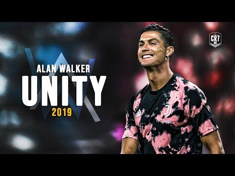 Cristiano Ronaldo • Alan Walker - Unity 2019  Skills & Goals