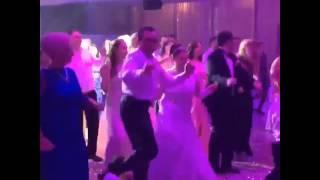 Танец Николая Федорова на свадьбе дочери