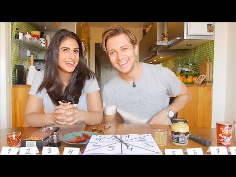 RYSK ROULETTE CHALLENGE | Vlad & Athena