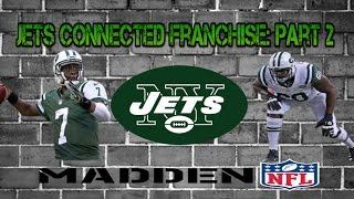Madden 15 Xbox One- New York Jets Connected Franchise: Quarterback Controversey (Part 2)