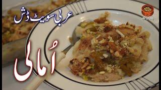 Umm Ali, Arabic Sweet Dish Umm Ali, Ummali Sweet Dish, عربی سویٹ ڈش اُمالی Sweet Dish (PK)