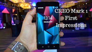 Creo Mark 1 Review Videos