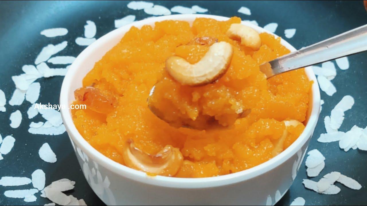 கிருஷ்ண ஜெயந்தி ஸ்பெஷல் மிக சுவையான அவல் கேசரி 5 நிமிசத்தில்/Easy Sweet Aval Kesari Recipe in Tamil.