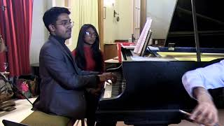 Danushka Edirisinghe & Avishka Edirisinghe :: Rachmaninov, Vocalise