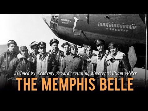 Video from the Past [21] - The B-17 in Color - Memphis Belle (1944)