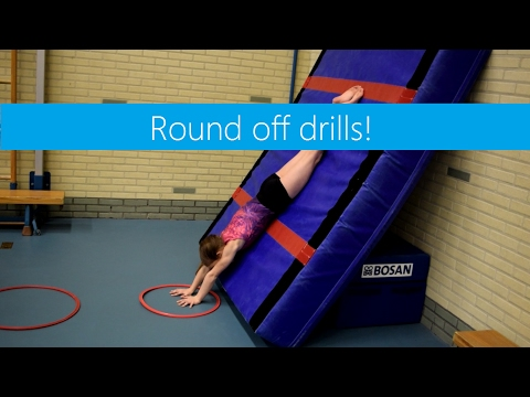 Tumbling & Flipping: Round Off Circuit!