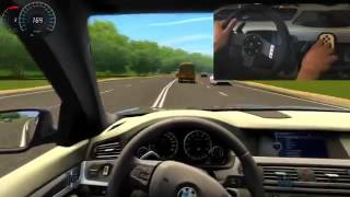 BMW  City Car Driving Simulator  300 Km Crash Ending