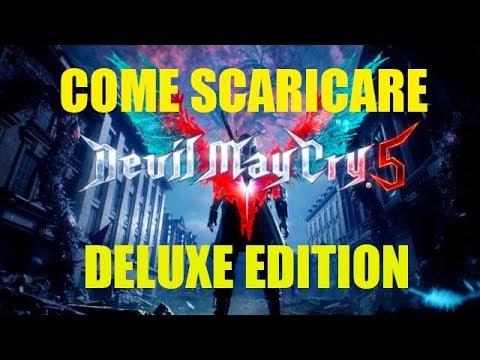 Come Scaricare Devil May Cry 5 DELUXE EDITION PC-ITA!