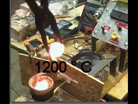 Banggood 1000 Watt Induction Heater 87Khz-15 Min & 43KHz Comparison