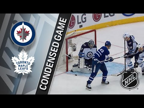 03/31/18 Condensed Game: Jets @ Maple Leafs