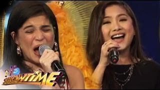 Anne Curtis vs Sheryn Regis Singing Showdown