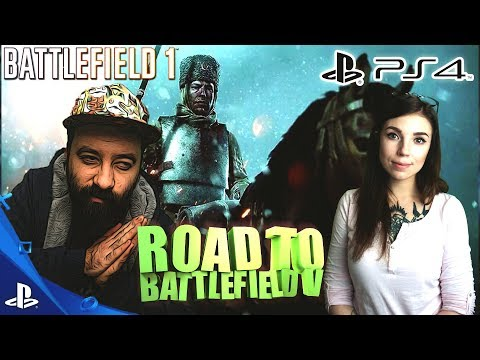BATTLEFIELD 1 PS4 - ROAD TO BATTLEFIELD V - COOP WITH LERIADOBRO thumbnail