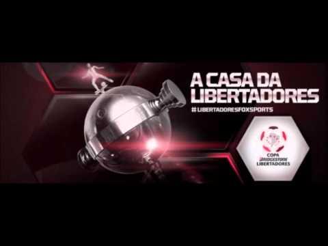 Hino da Copa Libertadores da América - Canal Fox Sports