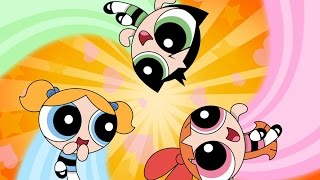 Flipped Out – The Powerpuff Girls Match 3 - Cartoon Network Chapter 1 Level 1-2