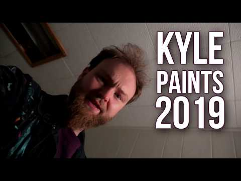 projecting-and-tracing-a-sketch-for-painting:-kyle-paints-2019