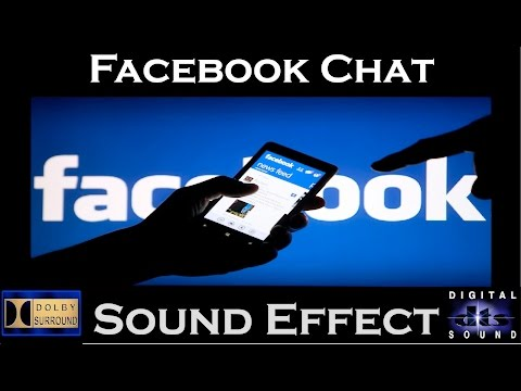 Facebook Chat Sound Effect | Message | Best Audio Quality