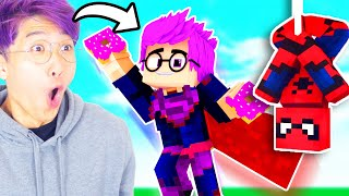 Can LANKYBOX Become SUPERHEROES In MINECRAFT?! (TWIST ENDING)