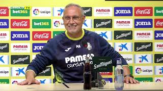 Rueda de prensa de Miguel Álvarez Completa previa Barcelona B