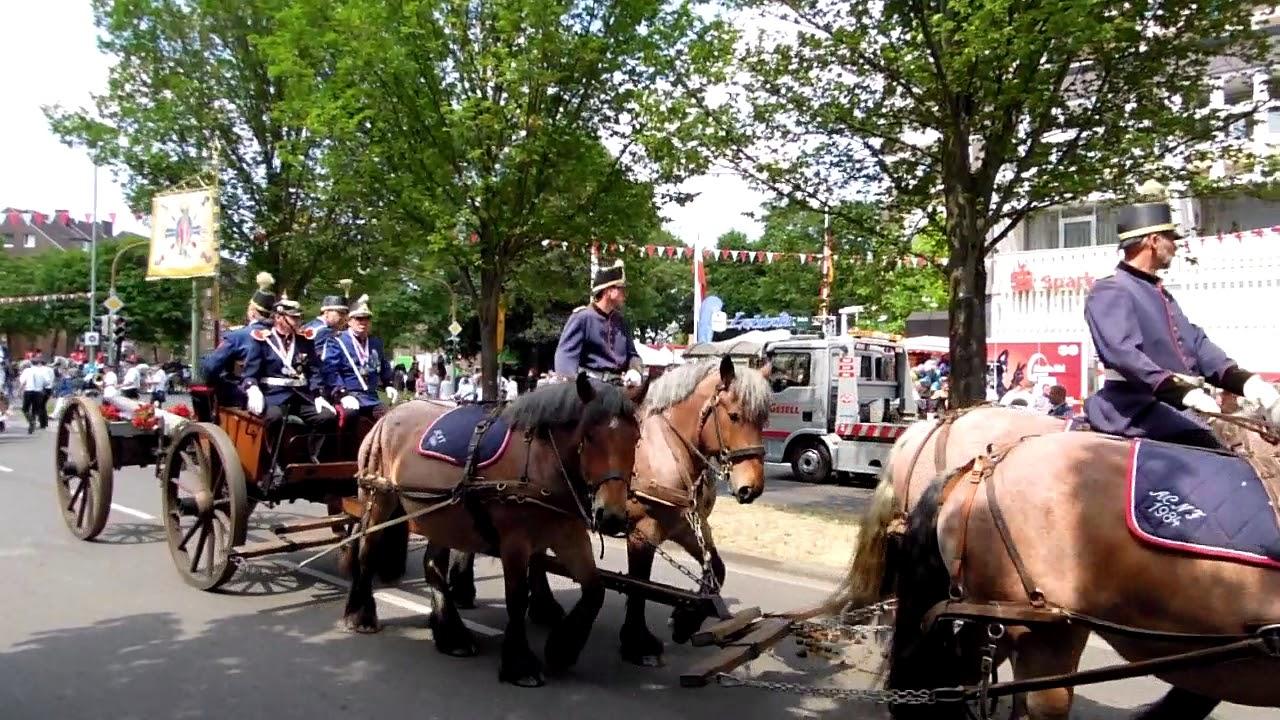 Download Volks- u. Heimatfest Neuss-Furth 2018 Parade; Teil 3