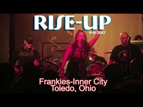 Rise-Up Live Frankies-Inner City Toledo Ohio (Feat Lisa Gibb