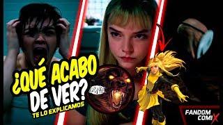 New mutants: Análisis del trailer y cosas que tal vez no viste