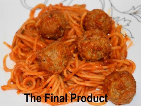 Spaghetti And Meatballs In The Crock Pot Slow Cooker - Slow Cooker Recipes
