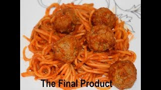 Spaghetti And Meatballs In Slow Cooker - Slow Cooker Recipes