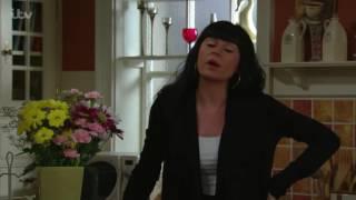 Diane Tells Chas She's Going To Sort Debbie - Emmerdale
