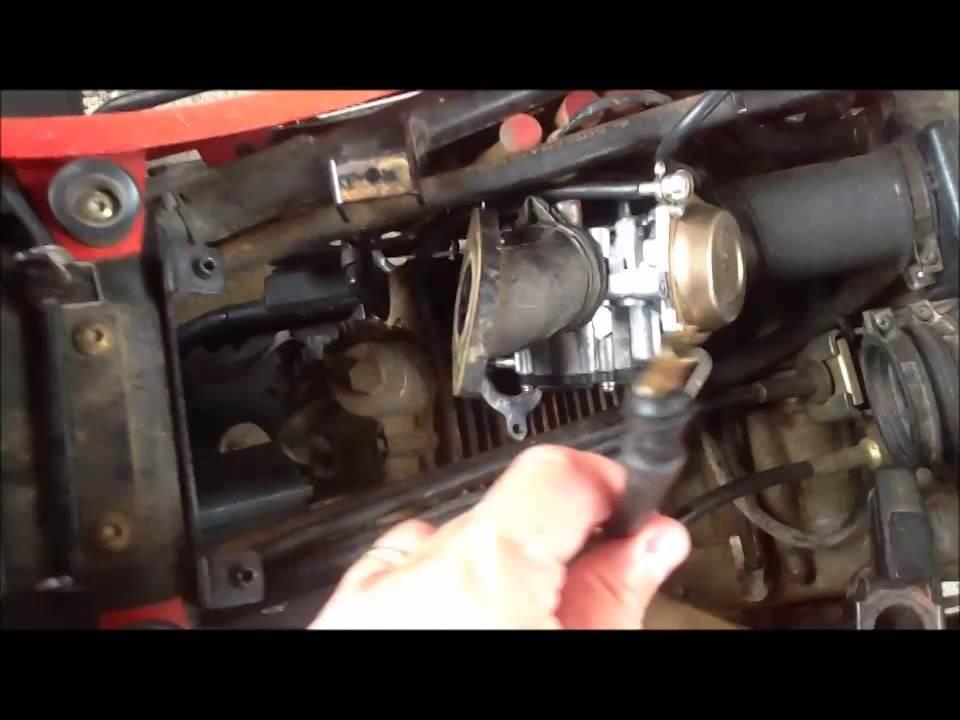 kawasaki bayou 250 carburetor diagram animal cell cytoskeleton 2000 arctic cat 300 4x4 carb upgrade - youtube