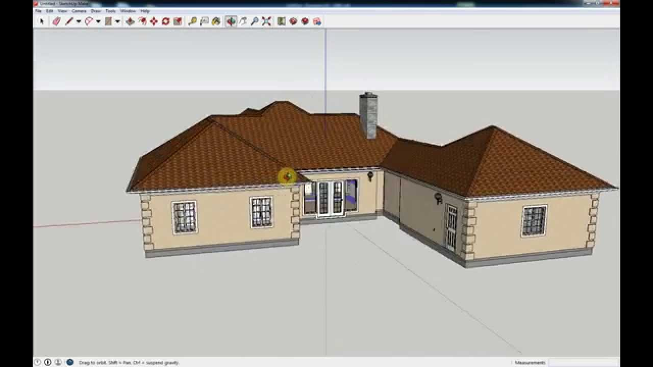 SoftPlan 2016 New Feature: SoftPlan Export to SketchUp
