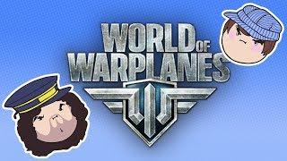 World of Warplanes - Steam Train