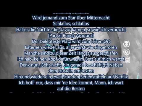 Punch Arogunz - Schlaflos [Lyrics] [Reupload] - Bang Bang