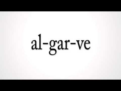 "How to pronounce ""algarve"" in portuguese"