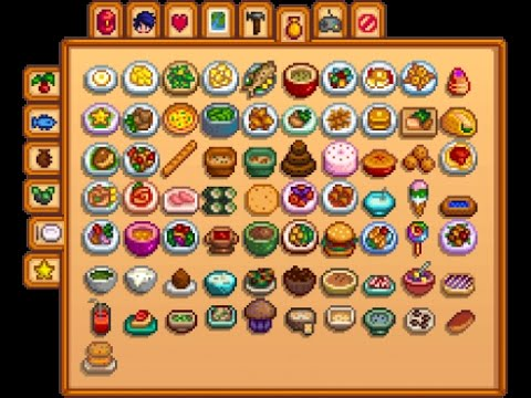 Stardew valley how to get new recipes full tutorial youtube stardew valley how to get new recipes full tutorial forumfinder Images